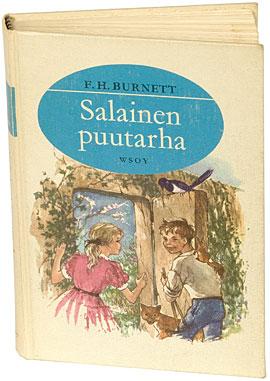 Kirja Salainen puutarha