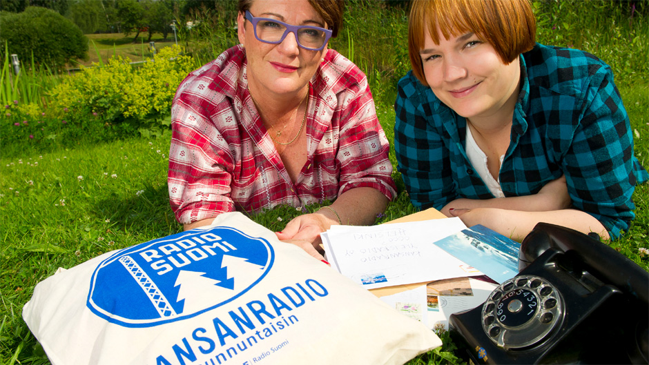 Kansanradio | Ohjelmat | Yle Radio Suomi | yle.fi