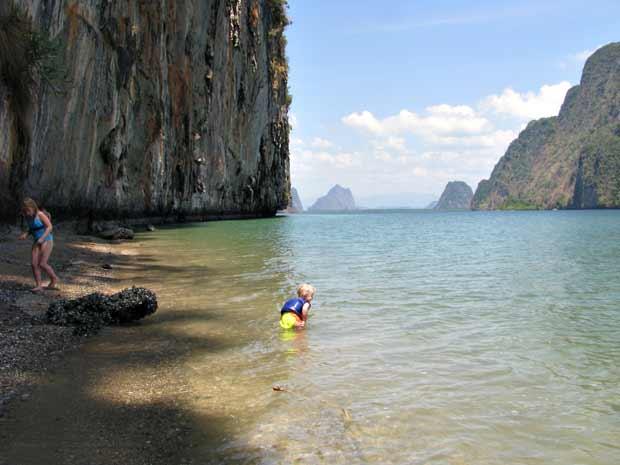 Thaimaa Lasten Kanssa