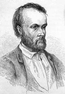 Aleksis Kivi (1834-1872), suomalaisen kirjallisuuden uranuurtaja, on ...