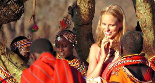 Valkoinen Masai