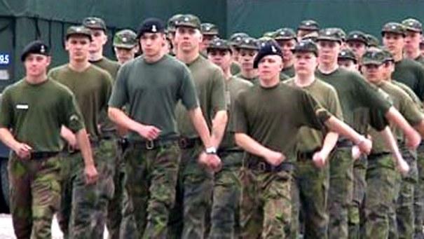 Armeija Hiukset Ohjesääntö