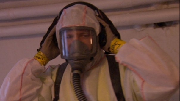 Sininen asbesti australia